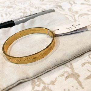 Kate Spade Mother's Day Bangle
